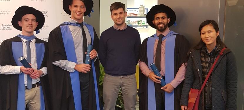 Graduations & Congratulations!